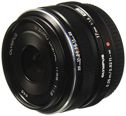 Olympus M.Zuiko Digital 17mm f1.8 schwarz