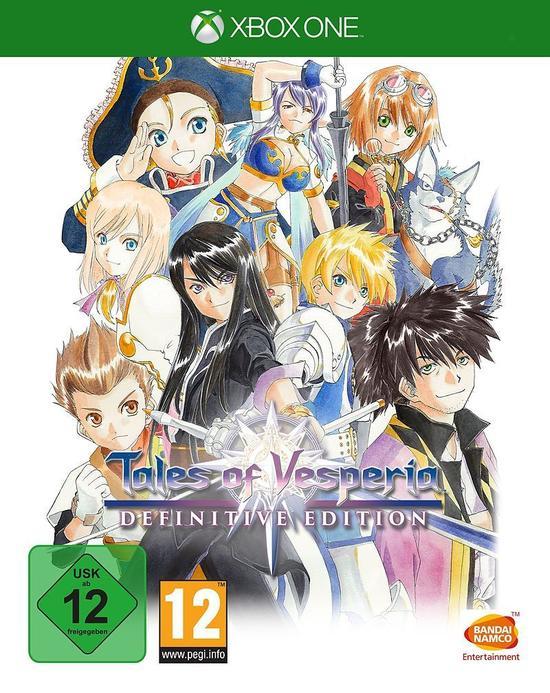 Tales of Vesperia Definitive Edition (Xbox One) für 9,99€ (Müller Abholung)