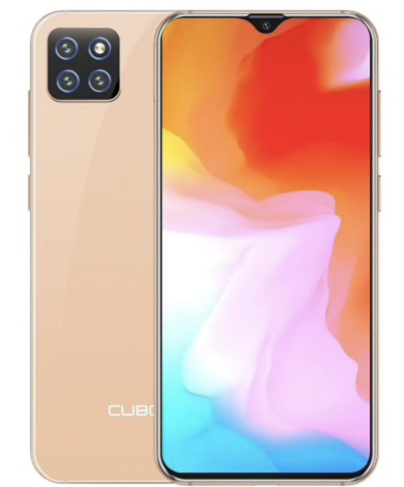 BLITZANGEBOT: CUBOT X20 Pro 6.3 Zoll 4G phablet mit 6 GB RAM 128 GB ROM AI Triple-Kamera Android 9.0 4000mAh Akku