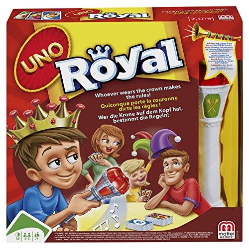 [Real] UNO Royal