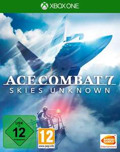 Ace Combat 7: Skies Unknown (Xbox One & PS4) für je 29,99€ (GameStop & Amazon)