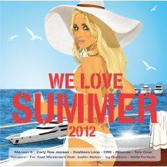"""MP3-Sampler für 1,29€ @ iTunes """"We love Summer 2012"""" 48 Songs für lau"""