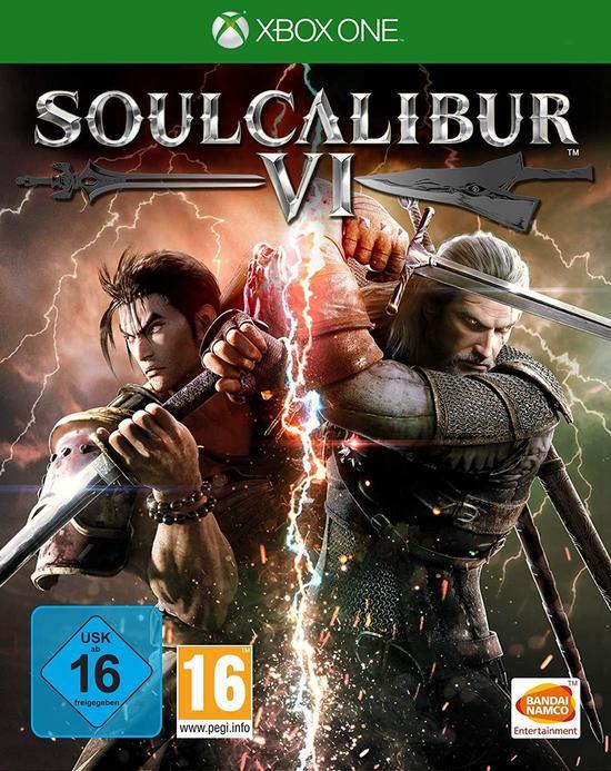 SoulCalibur VI (Xbox One) für 14,99€ (GameStop)