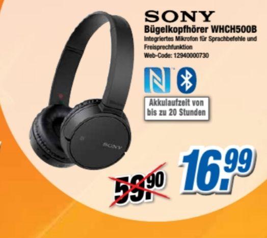 [Lokal Expert Koblenz] Sony WH-CH500 black für 16,99€ & Sony HT-MT300 für 149€ & Call Of Duty infinite Warfare für [PS4] 2€