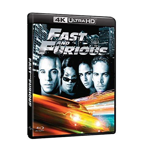 Fast & Furious (4K Blu-ray + Blu-ray) für 9,03€ inkl. Versand (Amazon ES)