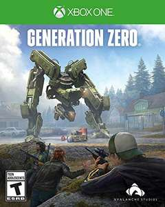 Generation Zero (Xbox One) für 22,71€ (Amazon US)
