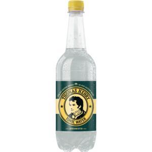 Thomas Henry 0,75l Flaschen - z.B. Spicy Ginger / Tonic Water / Bitter Lemon bei TEGUT