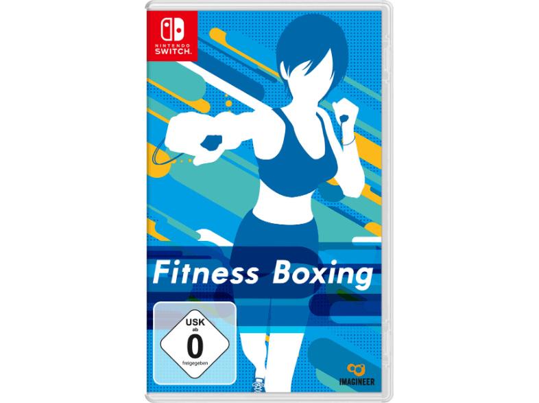 [Lokal Saturn Düren] Fitness Boxing (Nintendo Switch) und weitere Spiele im Ausverkauf