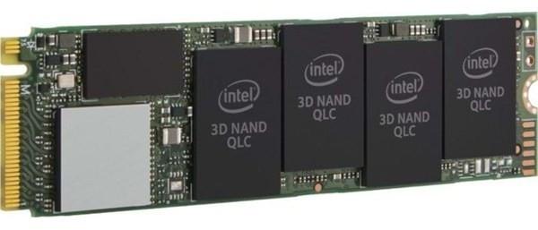 Intel SSD 660p M.2 1TB (M.2 2280, PCIe 3.0 x4, NVMe 1.3, 3D-NAND QLC, 256MB DRAM-Cache, 1800MB/s Lesen/Schreiben, TBW, 5 Jahre Garantie)