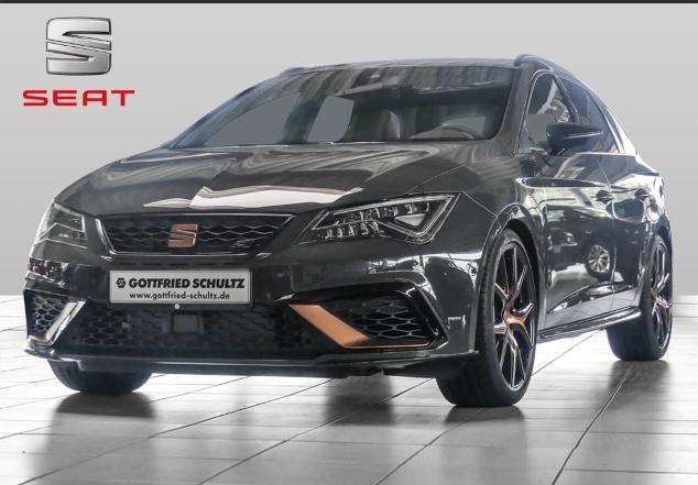 [Gewerbeleasing] Seat Leon ST Cupra R DSG (300 PS) mtl. 158€ netto / 188,02€ brutto, 24 Monate, ab 10.000 km p.a., LF 0,38