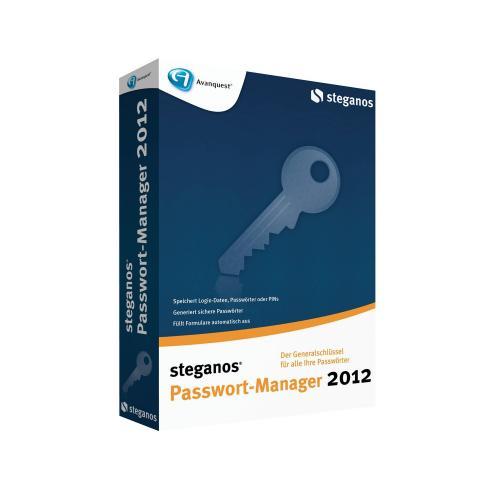 Steganos Passwort-Manager 2012 Vollversion Kostenlos