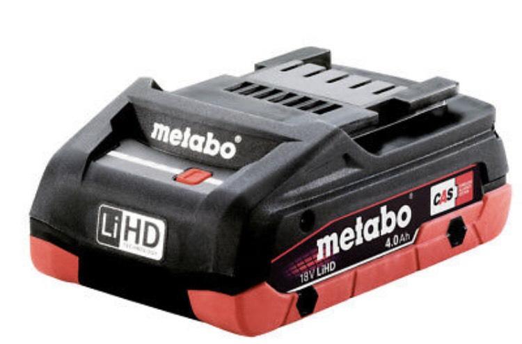 Metabo 18 V Akku LiHD 4,0 Ah