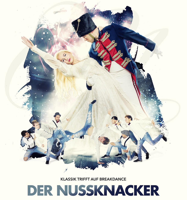 "2 Tickets für ""Der Nussknacker: Klassik trifft Breakdance"" ab 39,20€ (u. a. in Leipzig, Hannover, Magdeburg, Lübeck)"