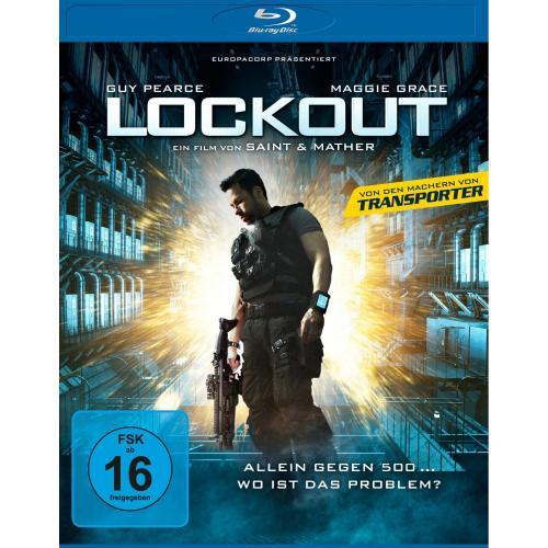 Lockout [Blu-ray] für 9,97€ @Amazon