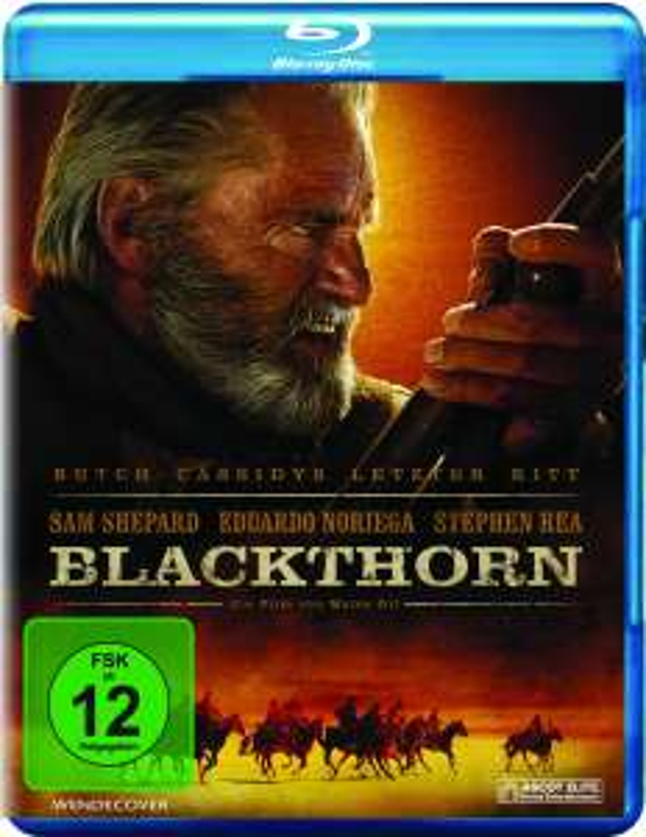 Blackthorn - Butch Cassidys letzter Ritt (Blu-ray) für 3,86€ (Dodax)