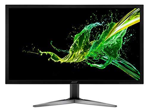 Acer KG281KAbmiipx 28 Zoll Monitor, HDMI, 1ms, 40-60hz Freesync, UHD 3.840x2.160 px, Display Port, HDR 10bit (8bit mit FRC), Audio Out
