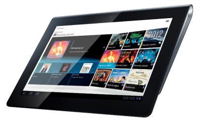 Sony Tablet S 32 GB WiFi -Versandrückläufer- ab 284,90€ inkl VSK +16€ Cashback (Idealo 335€)
