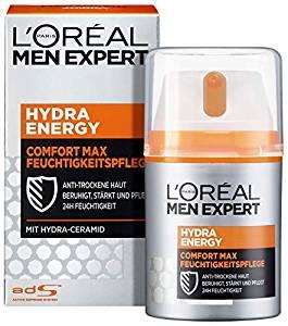 [Rossmann] 2x L'Oréal Men Expert Hydra Energy Feuchtigkeitspflege 6,29€ (3,15€/Stück)