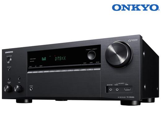 "ONKYO 7.2-Netzwerk-Receiver ""TX-NR686 E-B"" (THX, Dolby Atmos und DTS:X, WLAN, BT, Streaming, Multiroom, 165 W/Kanal) [iBOOD]"