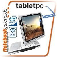 Fujitsu Tablet-PC mit Core™2 Duo T7300 für 206,90€ - B-Ware