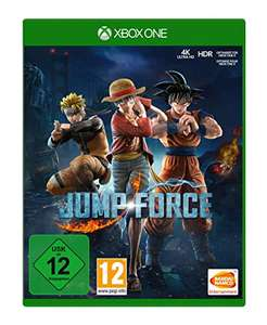 Jump Force (Xbox One & PS4) für je 29,99€ (Amazon & GameStop)