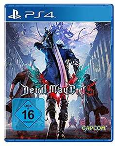 Devil May Cry 5(PS4) [Amazon Prime]