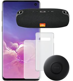 [Vodafone Shop] Samsung Galaxy S10 mit JBL Xtreme, Charger, Cover und Displayschutz für 719,90€   S10 Plus analog für 819,90€