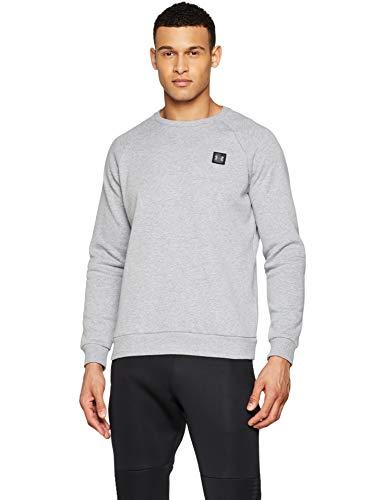 Under Armour Fleecepullover XXL 13,95 EUR Grau Komfortables Langarmshirt mit Loser Passform