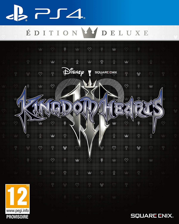 Kingdom Hearts III Deluxe Edition (PS4) für 40,99€ (Amazon IT)