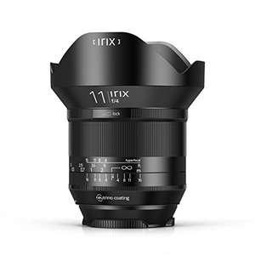 Objektiv Irix 11mm 4.0 Blackstone für Canon EF
