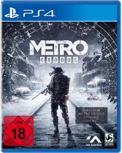 GDD Gaming: z.B. Metro Exodus [PS4/One] - 29€ | Kingdom Come: Deliverance Royal Edition [PS4] - 24€ | Dakar 18 [PS4/One] - 14€ (+ 1,99€ VSK)