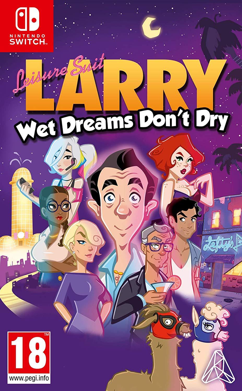 Leisure Suit Larry: Wet Dreams Don't Dry (Switch) für 29,68€ (Amazon UK)