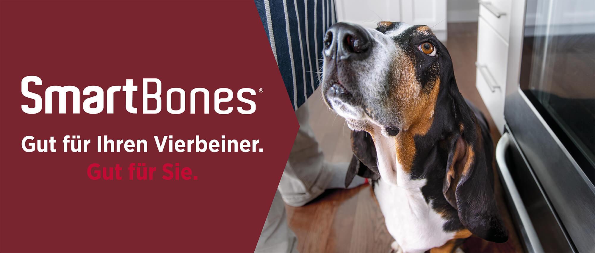 Smartbones Snacks für Hunde: Geld zurück Garantie (exklusiv bei Fressnapf)