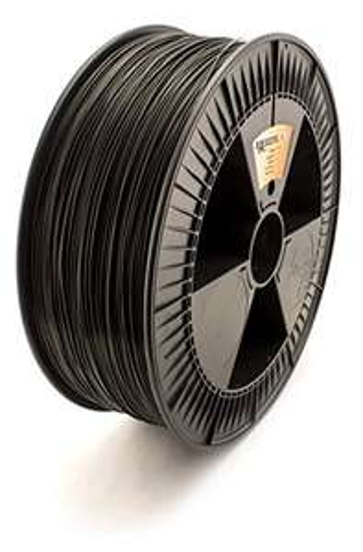 Basicfil PLA Filament 1.75 mm 2,3 kg in schwarz für 3D-Drucker (Spar-Abo)
