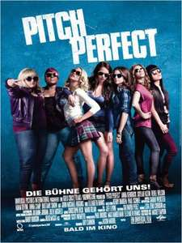 Günstig ins Kino zu: Pitch Perfect (10 Städte)