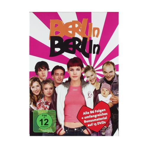 Berlin, Berlin-Collection [13 DVDs] bei amazon.de für 33,97 €