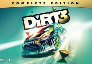 DiRT 3 Complete Edition (Steam Key, multilingual)