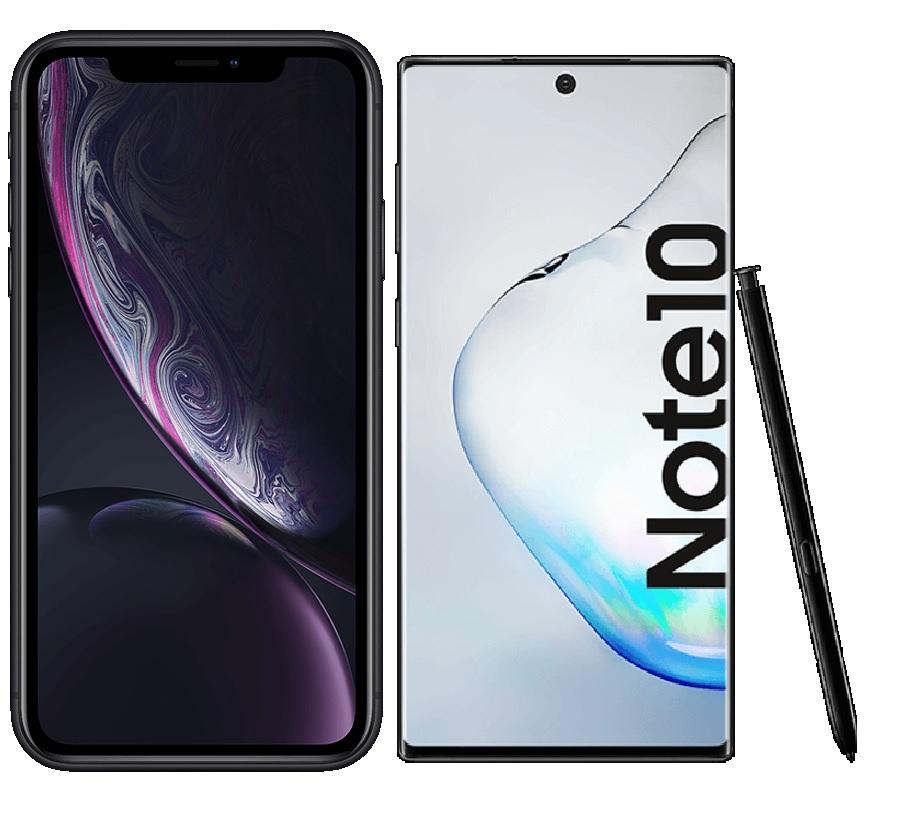 Iphone XR 64GB im Debitel Telekom Magenta Mobil S (6GB LTE, Allnet/SMS, StreamOn Music) mtl. 29,95€ und einm. 29€