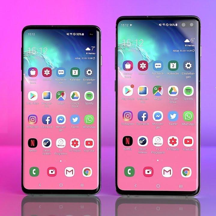 Samsung Galaxy S10 (Plus Ceramic) (512GB) für 5€ ZZ / 79€ ZZ im Vodafone Smart L+ (10GB / 15GB LTE) für mtl. 36,99€ [GigaKombi möglich]