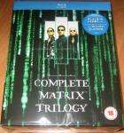 Matrix - The Complete Trilogy [Blu-ray] @ Amazon.de - 24,97 (Einzeln für 21,94€)