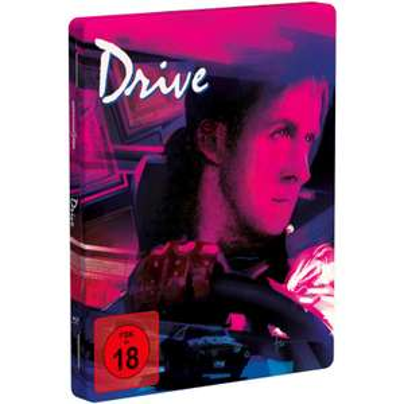 Drive Limited FuturePak Edition (Blu-ray) für 12€ (Media Markt)