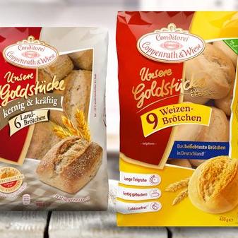 [Marktguru] 0,40€ Cashback beim Kauf von Coppenrath & Wiese Brötchen z.B. 9er Weizen-Brötchen effektiv für 48 Cent  ab 23.09.