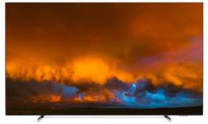 """Philips 55OLED804 - 55"""" 4K OLED Smart TV (120 Hz, 10bit, Android TV, Dolby Atmos) 2019"""