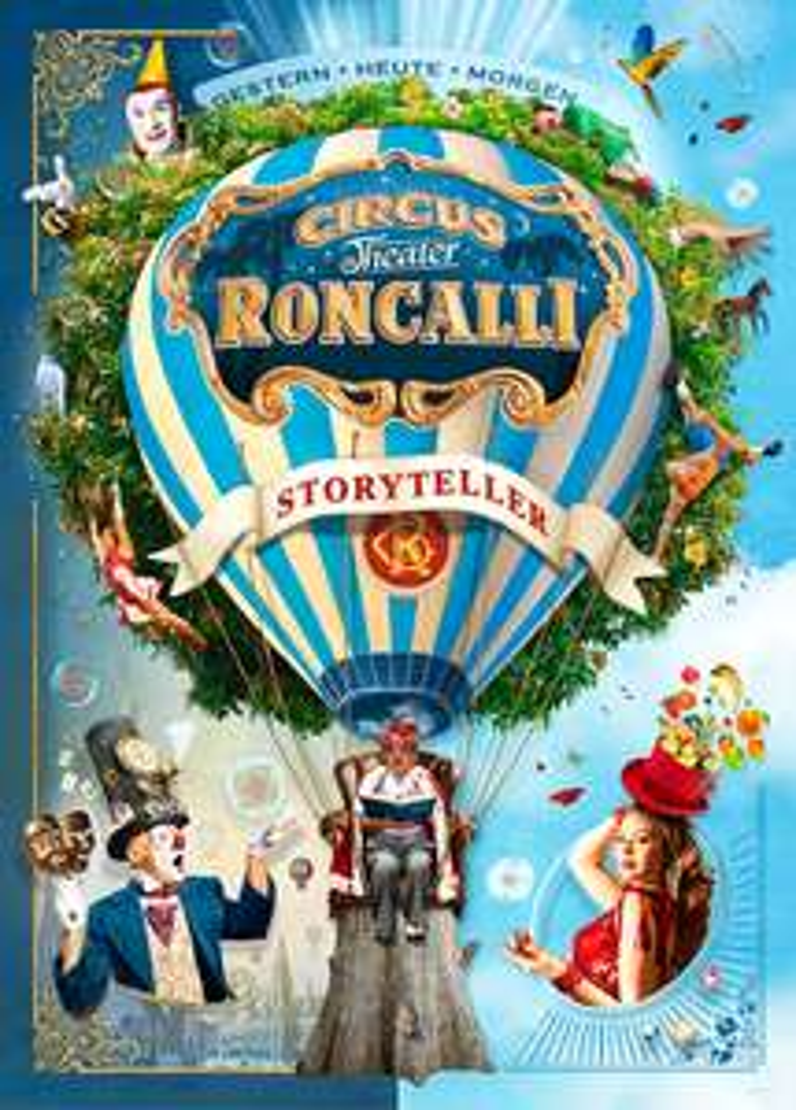 10%-Gutschein für Circus Roncalli
