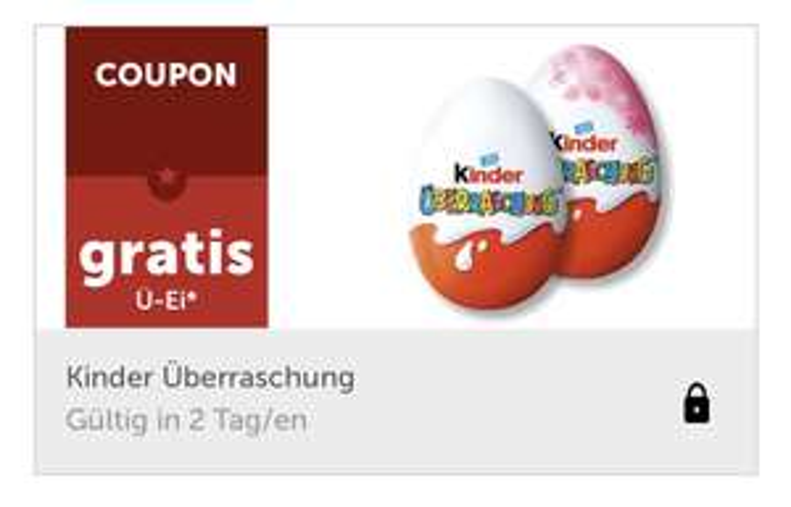 LIDL GRATIS Ü-EI ab 30€ Einkaufswert (Lokal Berlin und Brandenburg)