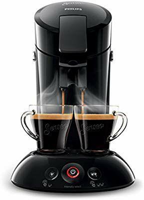 [Amazon] Philips HD6554/68 Senseo Kaffeepadmaschine, schwarz
