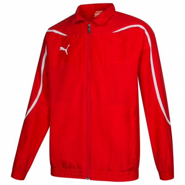"PUMA Trainingsjacke ""PowerCat 1.10 Woven Jacke"" für 4,44€ + 3,95€ VSK (Größe S - XL) [SPORTSPAR]"