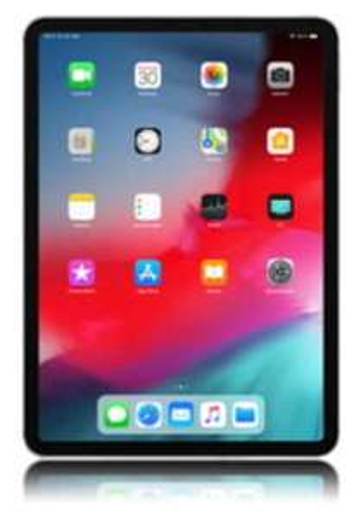 Apple iPad Pro 11 Zoll 2018 WiFi + Cellular 64GB, Space Grey