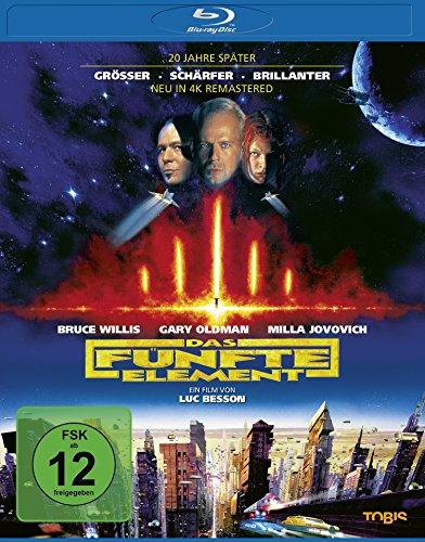 Das fünfte Element (4K Remastered Blu-ray) für 5,99€ (Amazon Prime & Saturn & Media Markt)
