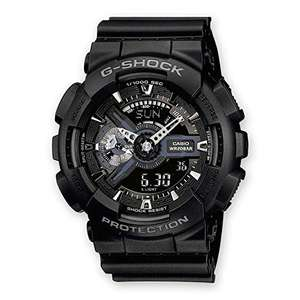 [Amazon] Casio G-Shock Analog-Digital Herren-Armbanduhr GA-110-1BER blau schwarz, 20 BAR